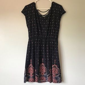 Maurices size medium midi dress